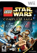 Game Wii Lego Star Wars The Complete