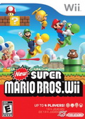Game Wii Super Mario Bross