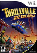 Game Wii Thrillville off The Rails