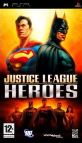 Game Justice League Heroes