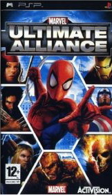 Game Marvel Ultimate Alliance