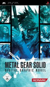 Game Metal Gear Solid Digital Graphic Novel