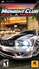 Game Midnight Club LA Remix