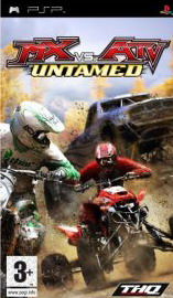 Game MX Vs ATV Untamed