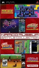 Game Namco Museum Battle Collection
