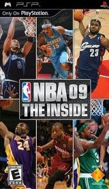 Game NBA 09 Inside