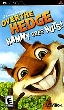Game Over The Hedge Hammy Goes Nuts