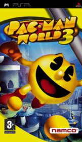 Game Pacman World 3