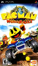 Game Pac-Man World Rally