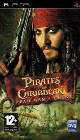 Game Pirates of the Carribean : Dead Man