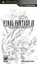 Game inal Fantasy IV Complete Collection