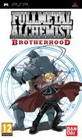 Game Full Metal Alchemist Brotherhood