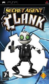Game Secret Agent Clank