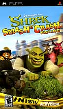 Game Shrek Smash n Crash Racing