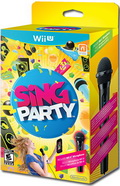 Sing Party + 1 Mic Wii U