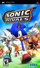 Game Sonic Rivals