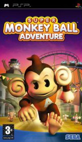Game Super Monkey Ball Adventure