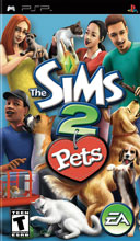 Game The SIMS 2 :  Pets