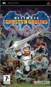 Game Ultimate Ghosts N Goblins