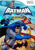 Game Wii Batman The Brave