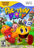 Game Wii PAC MAN Party