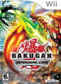 Game Wii Bakugan Defenders of The Core