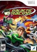 Game Wii Ben 10 Galactic Racing