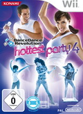 Game Wii DDR Hottest Party 4