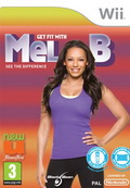 Game Wii Get Fit with Mel B