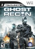 Game Wii Ghost Recon