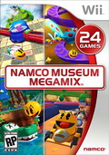 Game Wii Namco Museum Megamix