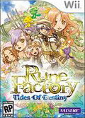Game Wii Rune Factory Tides of Destiny