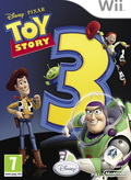 Game Wii Disney Toy Story 3