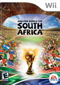 Game Wii 2010 FIFA World Cup South Africa