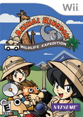 Game Wii Animal Kingdom Wildlife Expedition