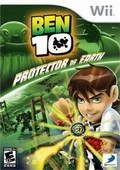 Game Wii Ben 10 Protector Of Earth