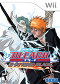 Game Wii BLEACH Shattered Blade