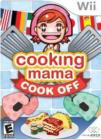 Game Wii Cooking Mama Cook Off