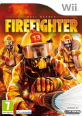 Game Wii Fire Fighter