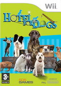 Game Wii Hotel For Dogs