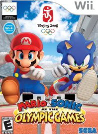 Game Wii Mario & Sonic at the Olympic