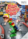 Game Wii Pizza Delivery Boy