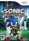 Game Wii Sonic & The Black Knight