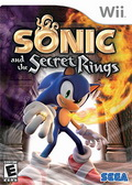 Game Wii Sonic and The Secret Rings