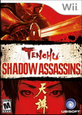 Game Wii Tenchu : Shadow Assassins