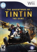 Game Wii The Adventures of Tintin