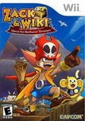 Game Wii Zack & Wiki Quest For Barbaros Treasure