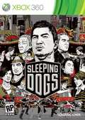 Game XBox Sleeping Dogs