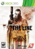 Game XBox Spec Ops The Line
