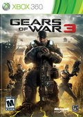 Game XBox Gears of War 3